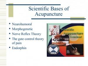 scientific nasa of acupuncture