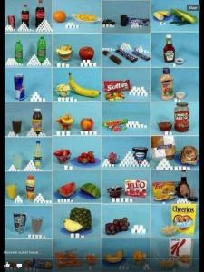 voeding en suiker